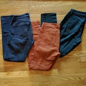 Lot of Loft Jeans